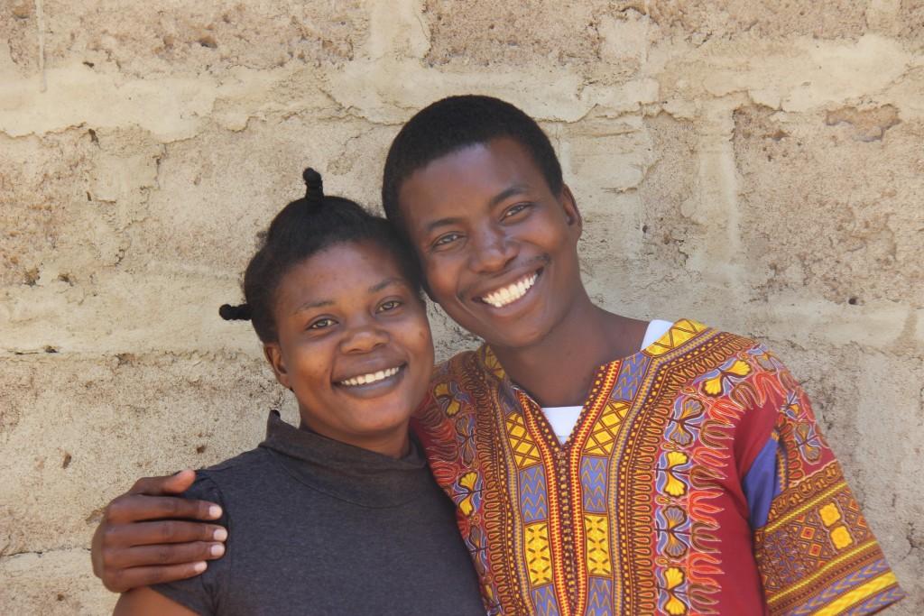 Maziku tapasi vaimonsa Dotton ollessaan 19-vuotias.